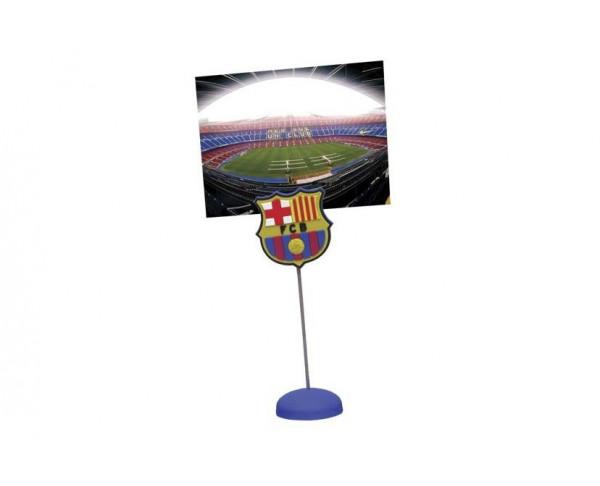 Portafotos  y notas Clip del FC Barcelona