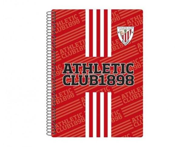 Cuaderno Athletic Club de Bilbao tamaño cuarto