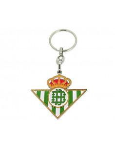 Llavero escudo del Betis