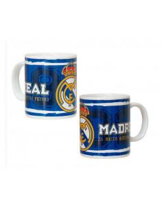 Taza Real Madrid Nuestro Futuro es hacer historia