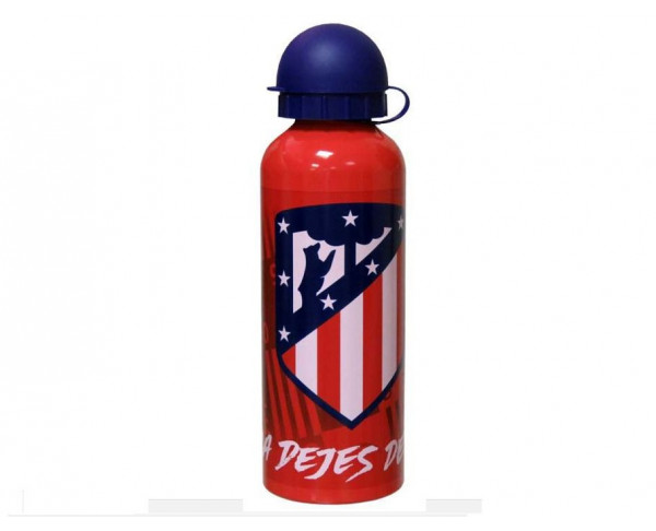 Botella de aluminio Atlético de Madrid Nunca dejes de creer