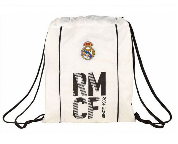 Saco mochila gimnasio Real Madrid Sport