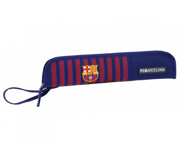 Funda del FC Barcelona para flauta escolar.