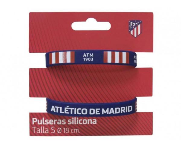 Pulseras de silicona Infantil Atlético de Madrid