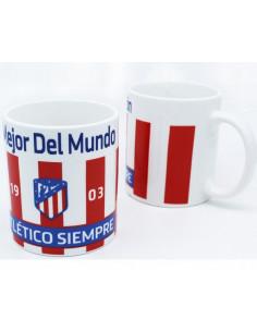 Taza de porcelana Atlético...