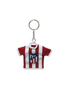 Llavero Atlético de Madrid mini camiseta