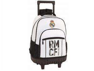 4 razones por las que llevar una mochila del Madrid en la vuelta al cole